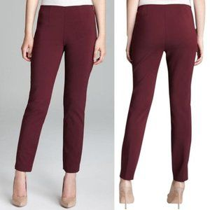 Theory Cabernet Ankle Pants Size 4 Wool